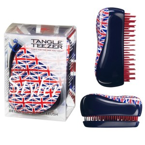 Tangle Teezer Engelse vlag