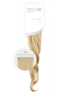 Hairtalk hairextensions | tape extensions