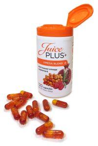 omega capsules | afvallen | gezond